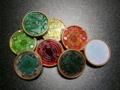 [製品]オーメダル、8枚になった。まだ、先は長いぞ。