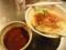 トムヤムクンつけ麺