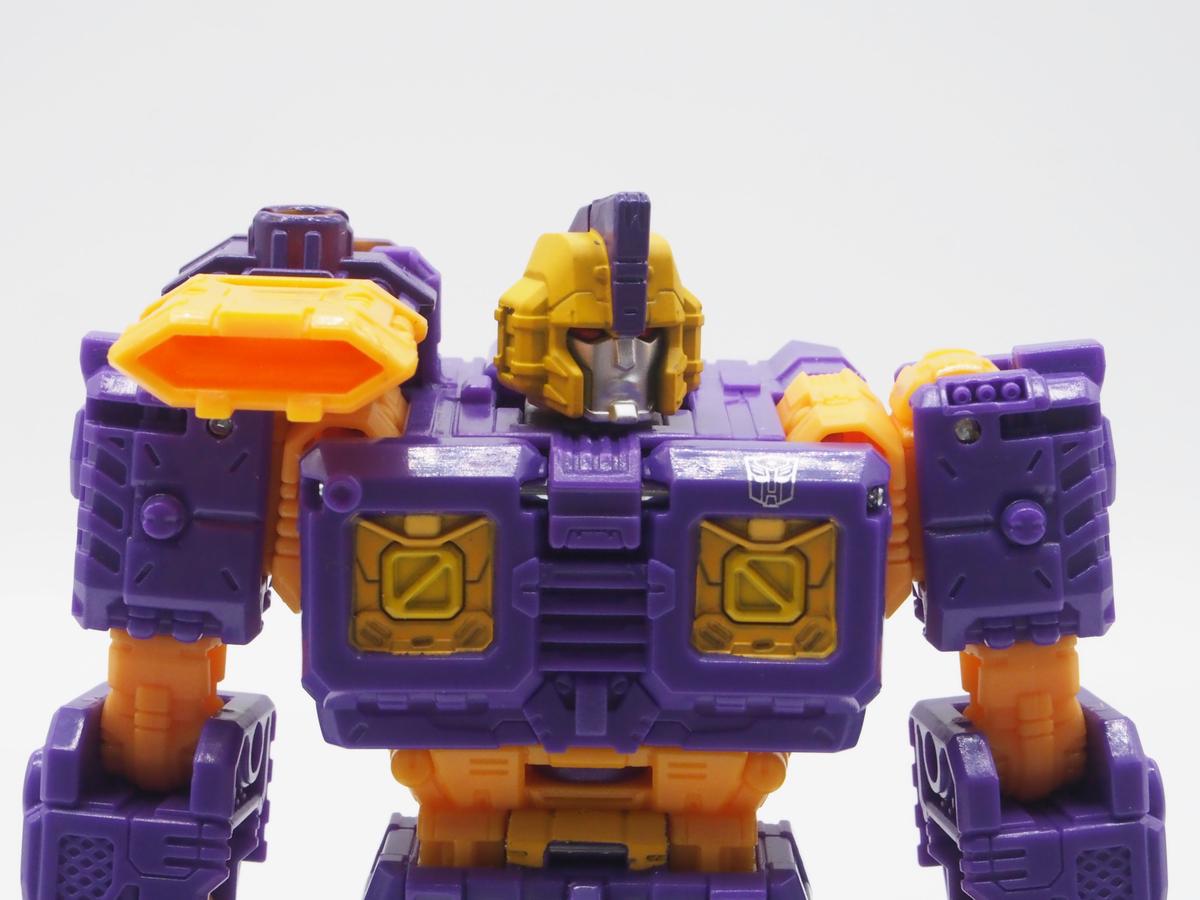 オートボット インパクター頭部