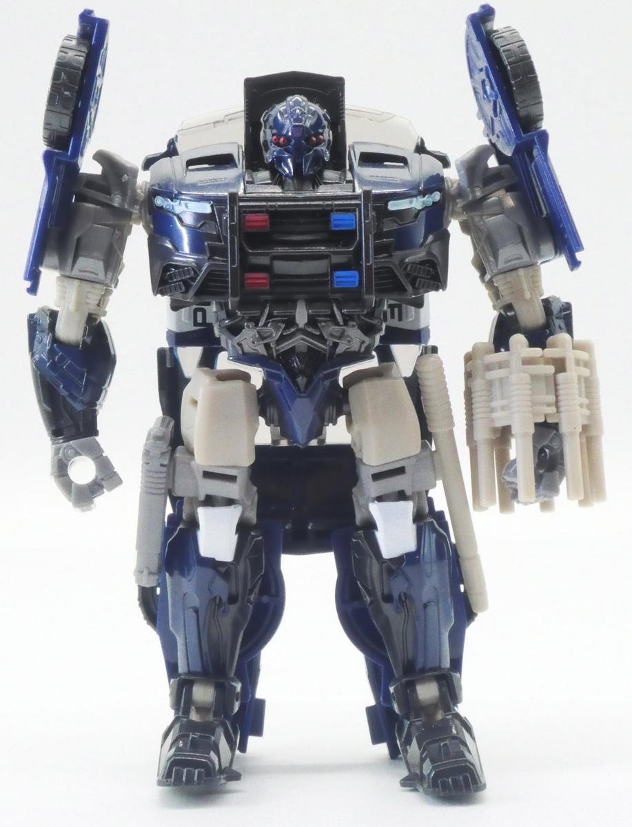 TLK-02 バリケード 正面