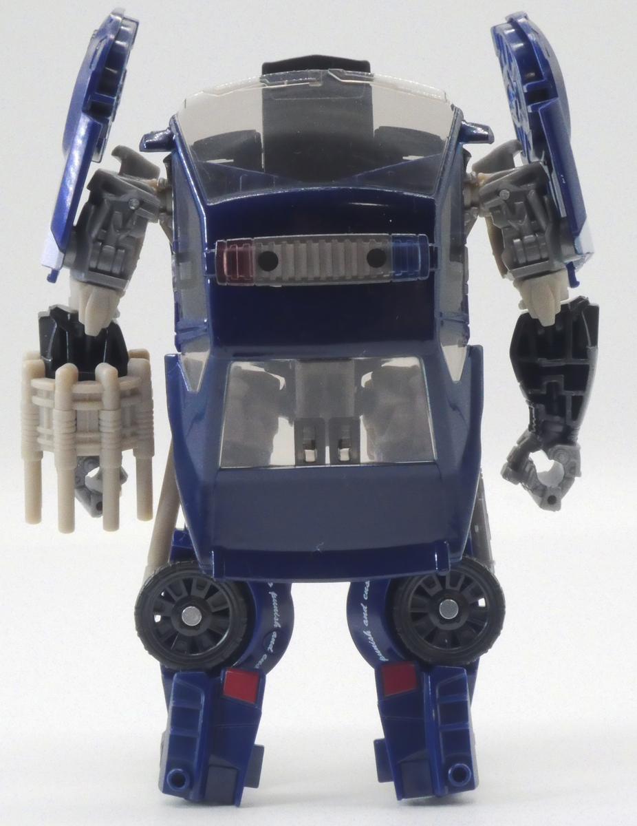 TLK-02 バリケード 背面