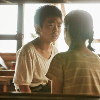 韓国映画「戦場のメロディ/오빠생각(兄想い)」出演チョン・ジュンウォン/정준원
