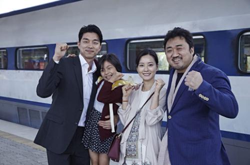 韓国映画「新感染 ファイナル・エクスプレス (부산행)」出演コン・ユ、キム・スアン、チョン・ユミ、マ・ドンソク
