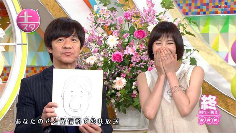 篠田麻里子のスゴすぎる似顔絵
