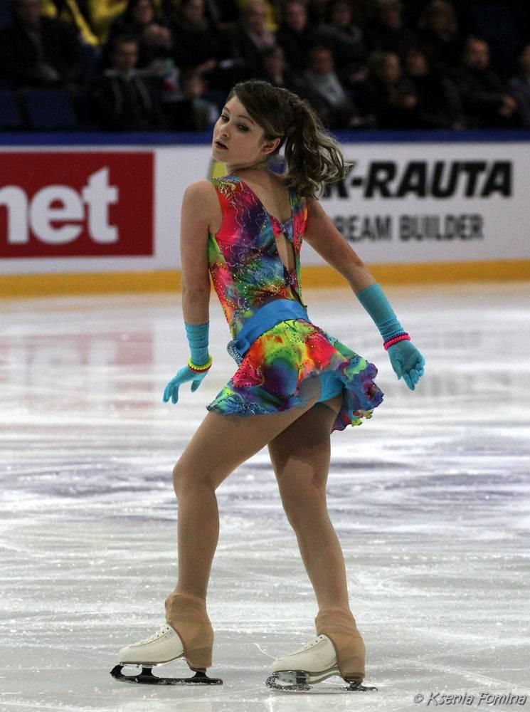 リプニツカヤ選手