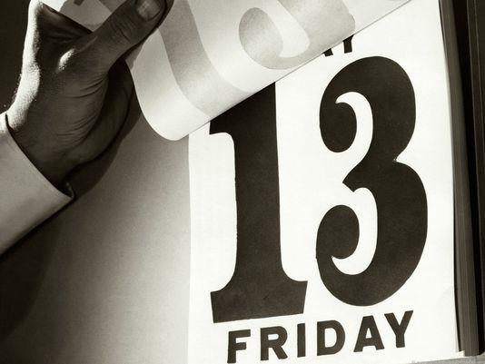 13日の金曜日