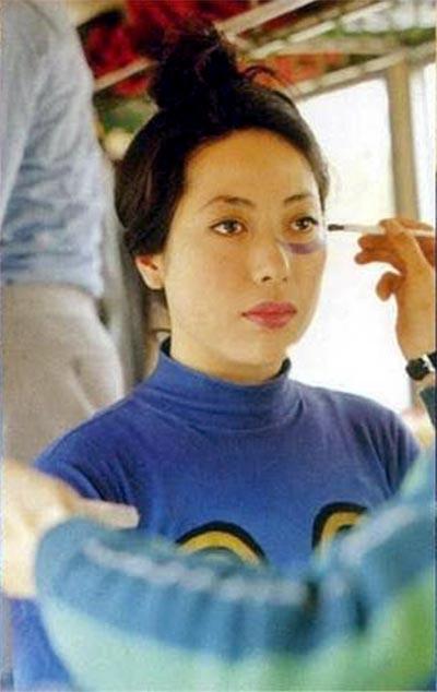 「蜂女」の中の人、岩本良子
