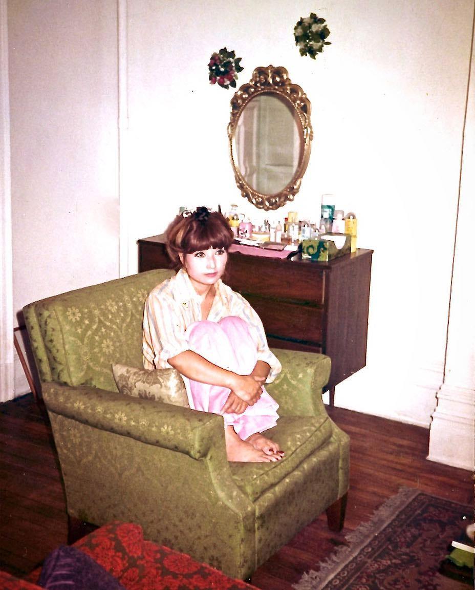 黒柳徹子、38歳の写真