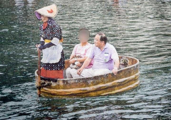 仮病で議会休み豪華客船の旅