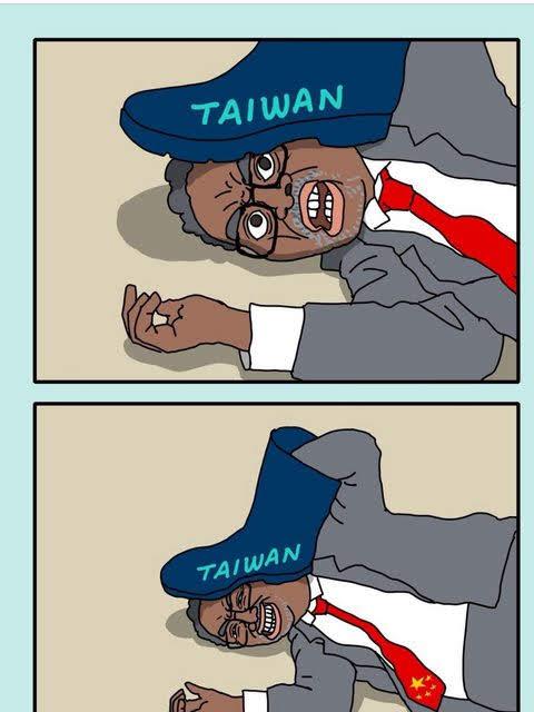 テドロス事務局長と台湾