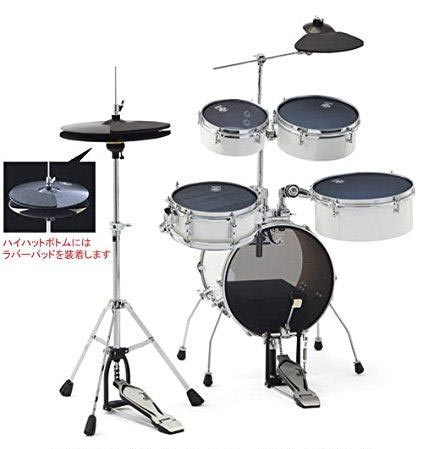 パール楽器のドラムセット