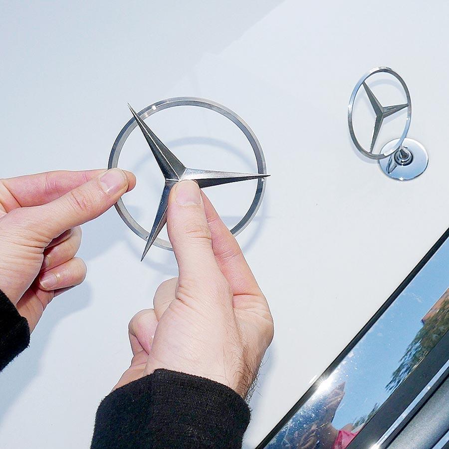 Mercedes-Benz Shuriken