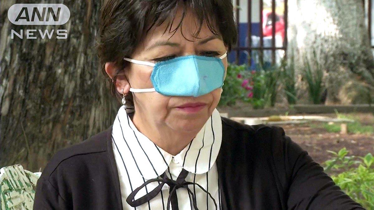 本当の鼻マスク