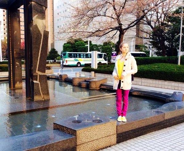 新宿にいるリプたん