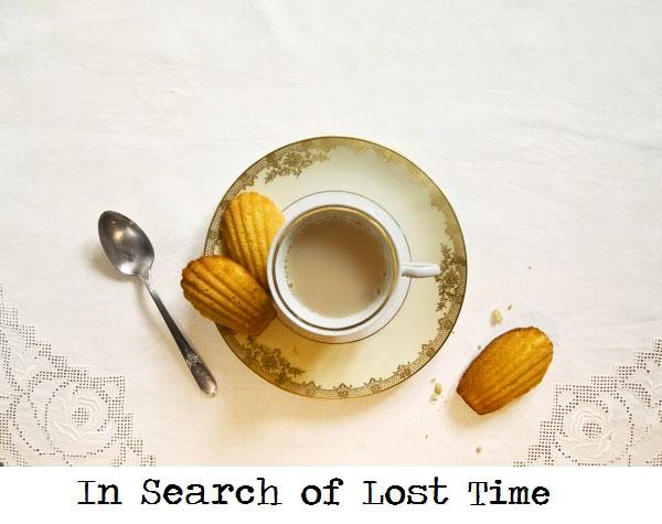 失われた時を求めて