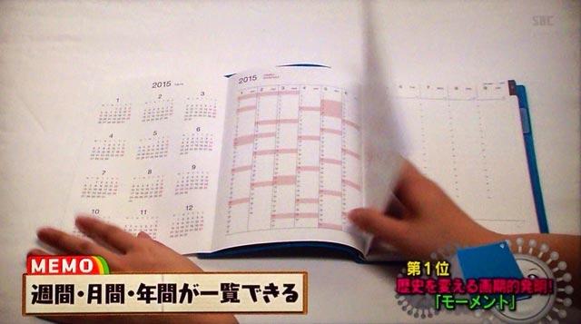手帳評論家・舘神龍彦氏オススメの手帳143229