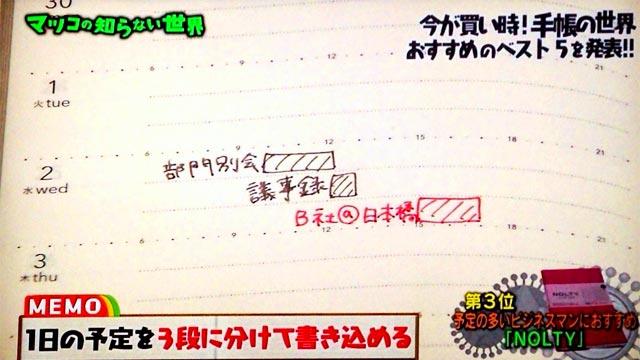 手帳評論家・舘神龍彦氏オススメの手帳143241