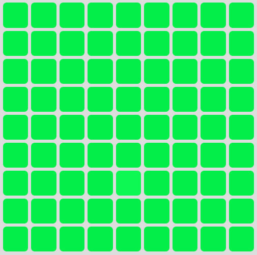 Click on the tile that has a different color