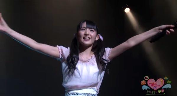 道重さゆみが歌う『Happy大作戦』に霊の声が混入?