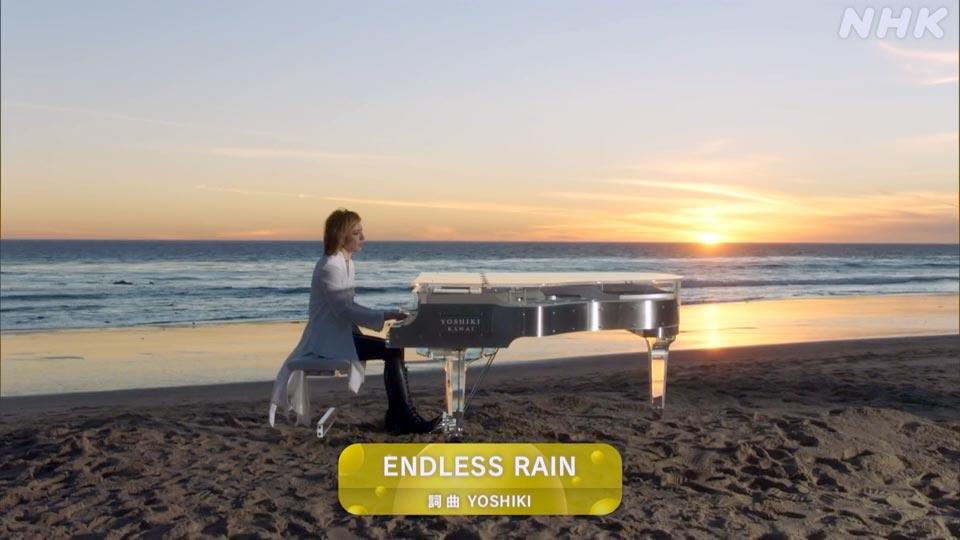 『ENDLESS RAIN』YOSHIKI