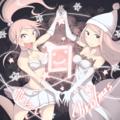 サンタ姉妹(2018.12.25)
