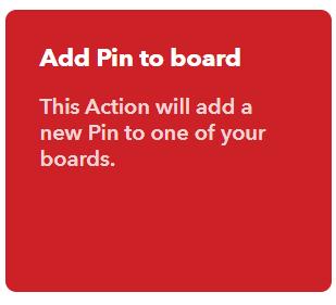 Add Pin to board