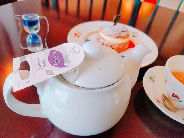 アンボワーズの紅茶