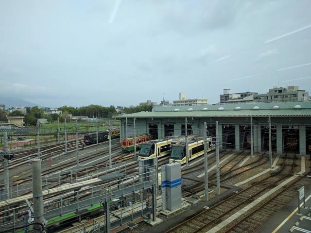 鹿児島市交通局は鉄道博物館と命名