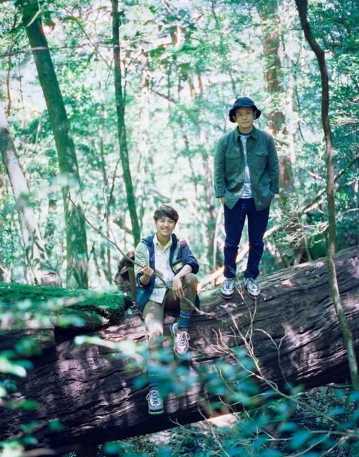 ゆずの新曲カナリアは鹿児島県屋久島で撮影された