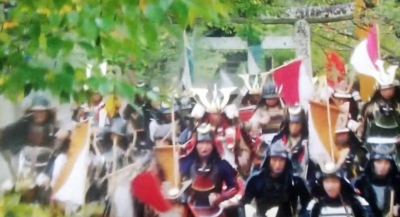 妙円寺詣りのシーンは迫力ありました