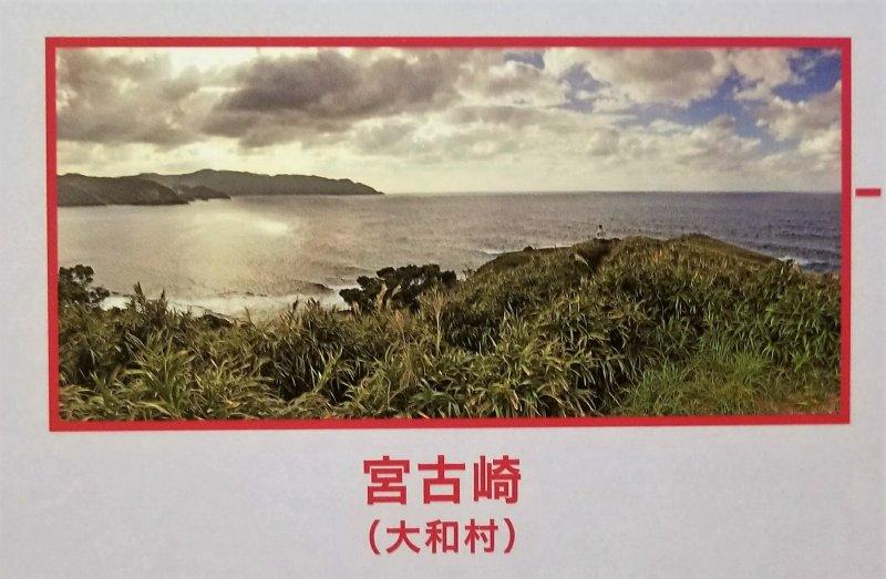 2.宮古埼(鹿児島県大和村)