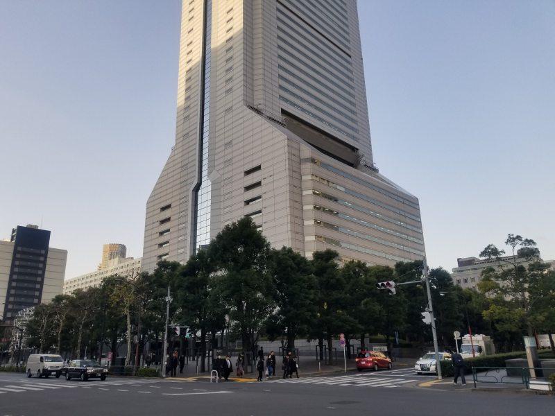 薩摩藩上屋敷跡は現・NEC本社ビルとなっている