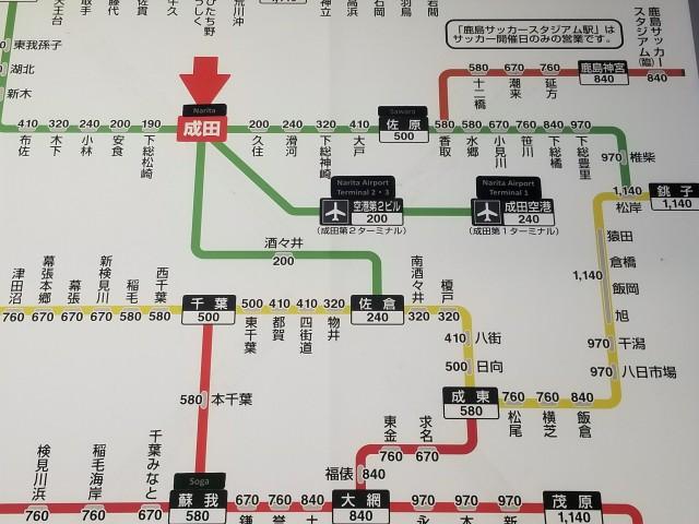 成田空港第3ターミナルに停車駅は存在しない