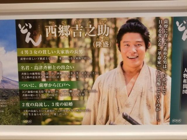 2018年大河ドラマ「西郷どん」
