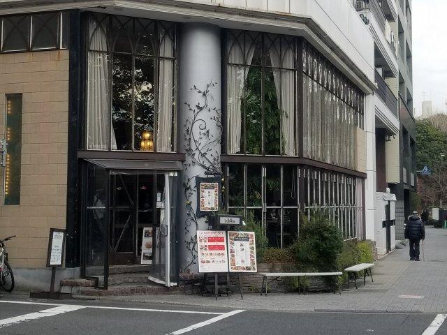 カフェ ラ・ボエム 新宿御苑 Cafe La Bohéme Shinjuku-Gyoen