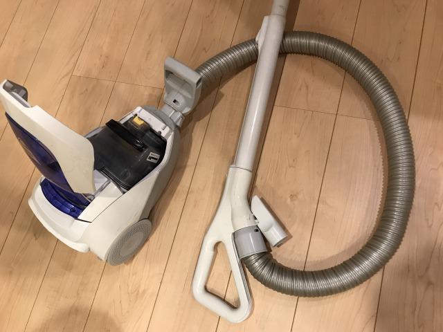 東芝の標準的な掃除機