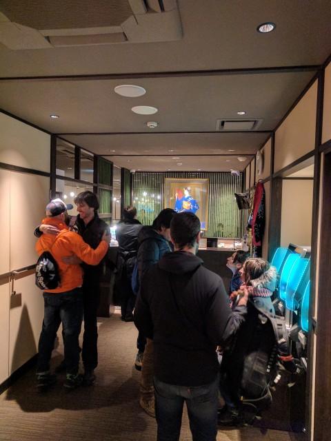 東京日本橋ベイホテルの宿泊客は国際色豊か