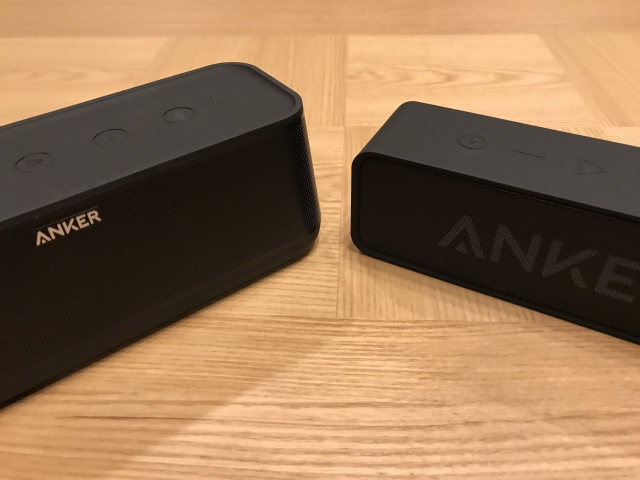 Anker史上最高音質のBluetoothスピーカー「SoundCore Pro+」を「SoundCore」と徹底比較!