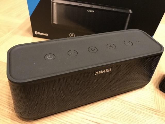 Anker史上最高音質のBluetoothスピーカー「SoundCore Pro+」はいかが