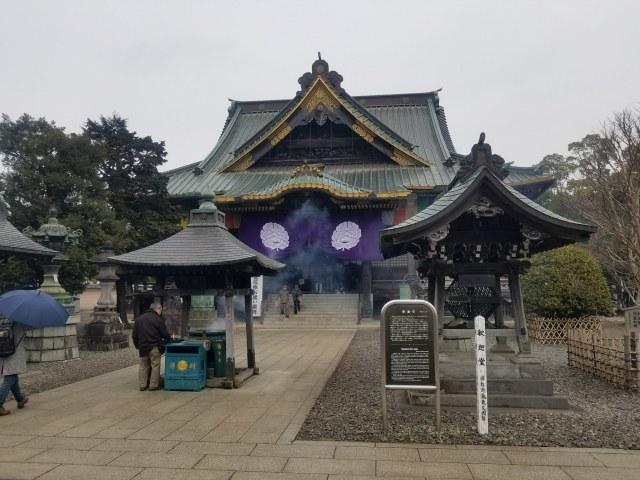 成田山新勝寺「釈迦堂」