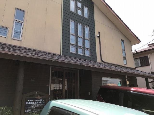 鹿児島市にオープンしたベーカリーハコスは伊敷ニュータウンのなか
