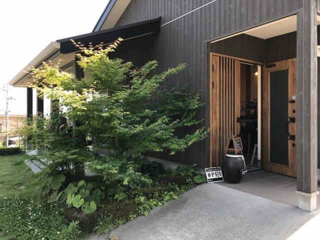 かんまちカフェ Haruya(鹿児島市上竜尾町)