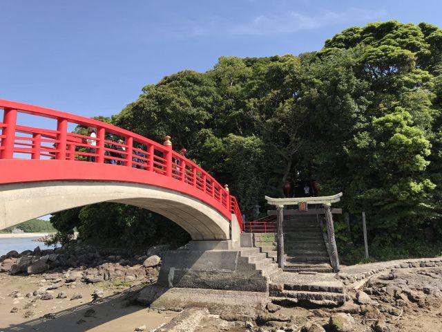 照島神社(鹿児島県いちき串木野市)