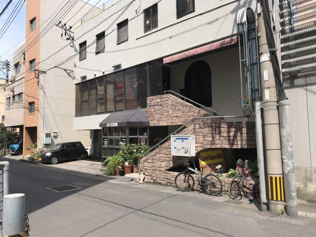 『スズナグリル』(suzuna~grill~)は鹿児島市名山町の中央病院や五代友厚像の近く