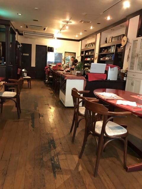 シラノドベルジュラックは以前「ムッフカフェ」があったところ
