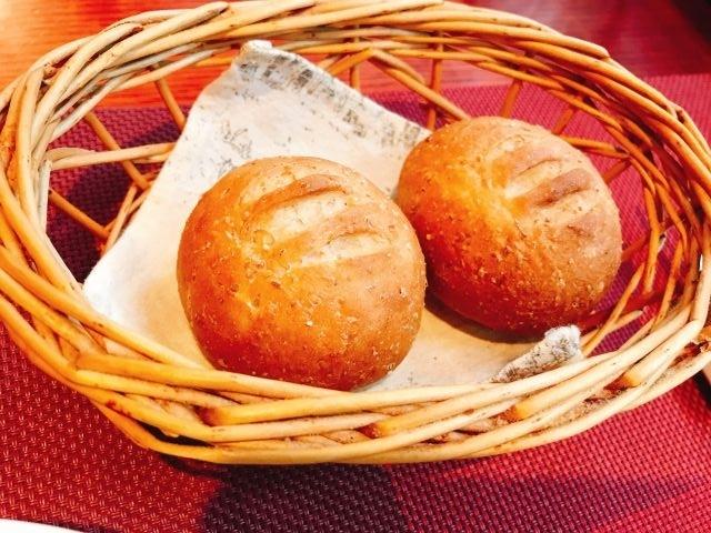 パンはおかわりができる