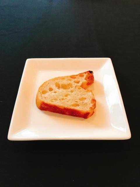 パンはおかわりできました