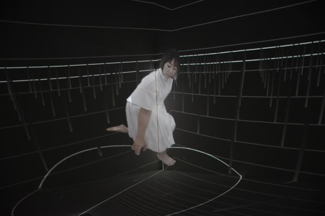 discrete figures installation(2018)