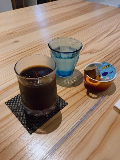 アイスコーヒー450円