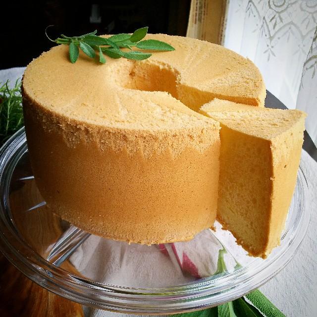 gemomogeのシフォンケーキ